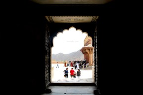 Amber Fort Doorway