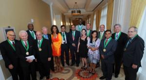 The International Prostate Cancer Foundation Board