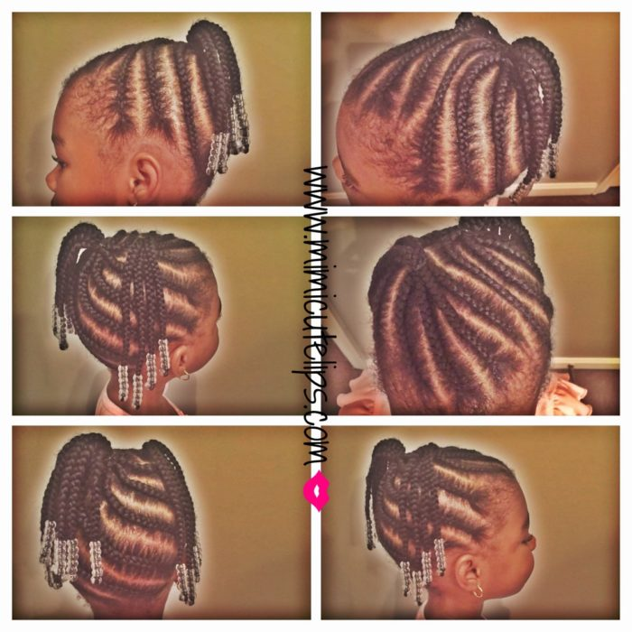 Natural Hairstyles For Kids Vol Ii Mimicutelips