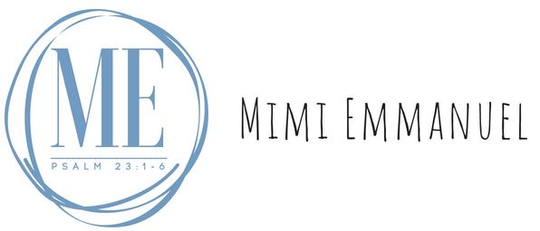 Mimi Emmanuel Logo