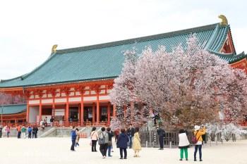 【京都一日遊】平安神宮/嵐山小火車/二條城重點賞櫻趣,帶著長輩小孩親子輕鬆玩