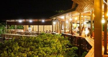 【台南玉井美食】綠色空間:虎頭山上VIEW超棒景觀餐廳,蜜汁雞&梅子雞火鍋好吃,不過芒果冰有驚嚇到我