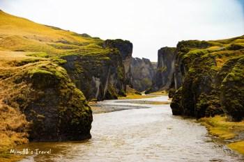 【冰島南部景點】羽毛峽谷 Feather River Canyon:冰河時期形成的美麗峽谷