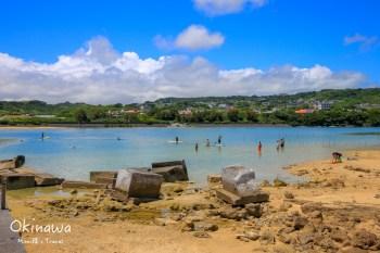 【沖繩奧武島半日遊】奧武島:景點&美食推薦,貓咪與鮮魚天婦羅之島