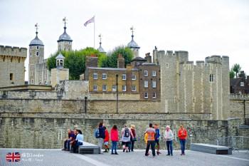 【倫敦景點】倫敦塔(交通&便宜門票):倫敦塔有三寶:烏鴉、珠寶、鬼故事!