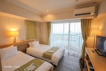 【石垣島住宿】中東酒店 Hotel East China Sea:近石垣港&購物大街,平價版海景飯店