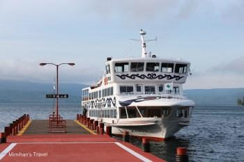 【北海道道東】阿寒湖遊覽船&溫泉街景點散策:尋訪珍貴綠球藻,舒淇非誠勿擾取景地