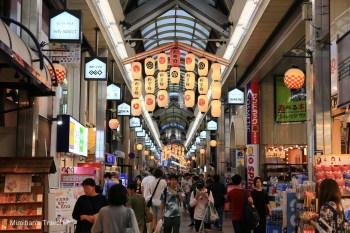 【京都購物】新京極商店街:必吃美食、必買伴手禮、藥妝日雜通通有,搭配錦市場一起逛。