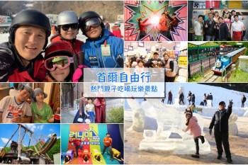 【首爾親子景點】首爾自由行親子版:適合小孩玩樂景點全攻略!室內/戶外/美食/購物