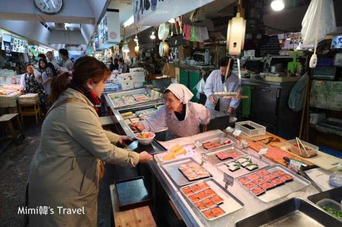 【青森景點】青森魚菜中心(古川市場)のっけ丼:自選配料海鮮丼飯,北海道干貝超肥美