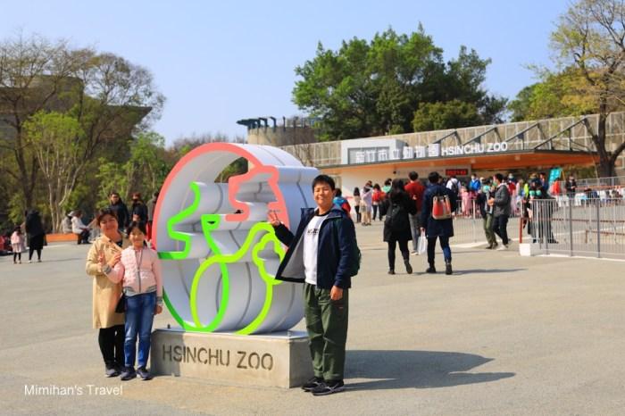 新竹景點 新竹市立動物園:明星動物、交通停車&門票攻略,小巧玲瓏的城市動物園!