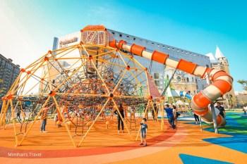 【桃園】台茂購物中心:全新Taimall Park登場!台茂美食/停車交通/週年慶活動分享