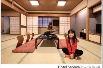 【京都住宿推薦】Hotel Sanoya ホテル佐野家:京都車站前住宿旅店,空間無敵大的和式客房。