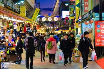 【東京上野】阿美橫丁:必吃美食鐵火丼,必買二木の菓子、友都八喜超好逛