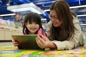 【親子生活】三星.Samsung KidsTime:適合3-7歲學齡前兒童的優質APP,大量適齡遊戲與童書一次打包。
