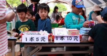 【親子生活紀錄】台南安平區.西門國小:兒童節快樂,翔學校的愛心跳蚤市場園遊會(2015.3.28)~