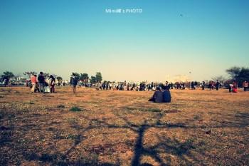 【台南景點】安平.林默娘公園:在府城的午後,來這裡玩泡泡、放風箏、蹓狗兒吧~ 很幸福唷~