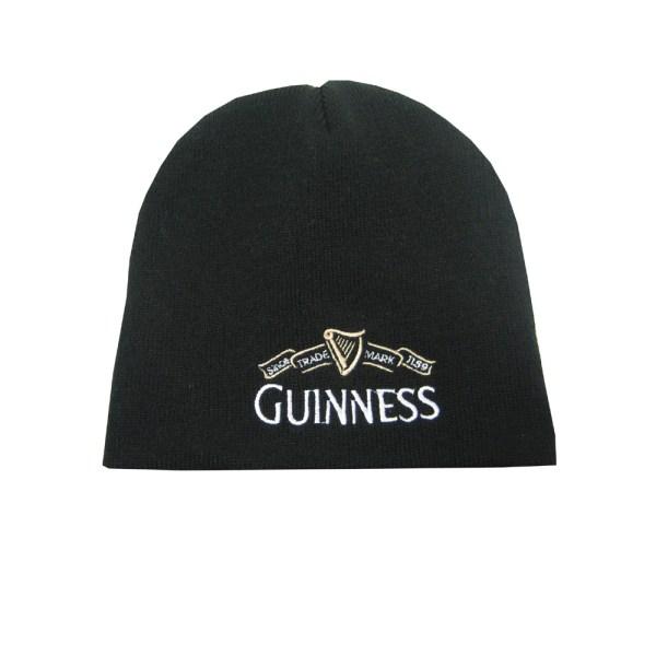 Guinness Black 1759 Knitted Beanie In Online