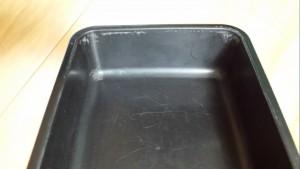 弁当箱の汚れ