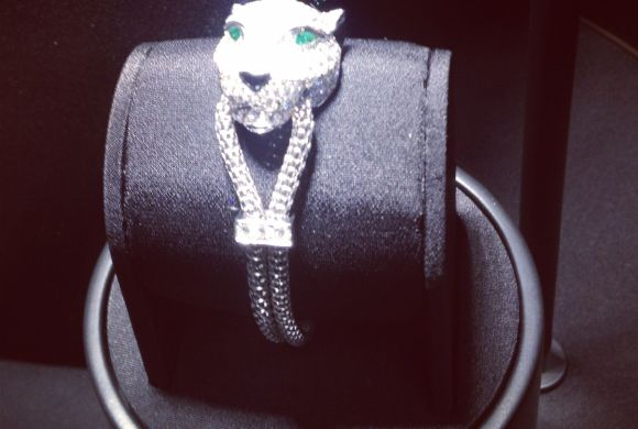 Cartier's Panther Event- Pretty Purfect