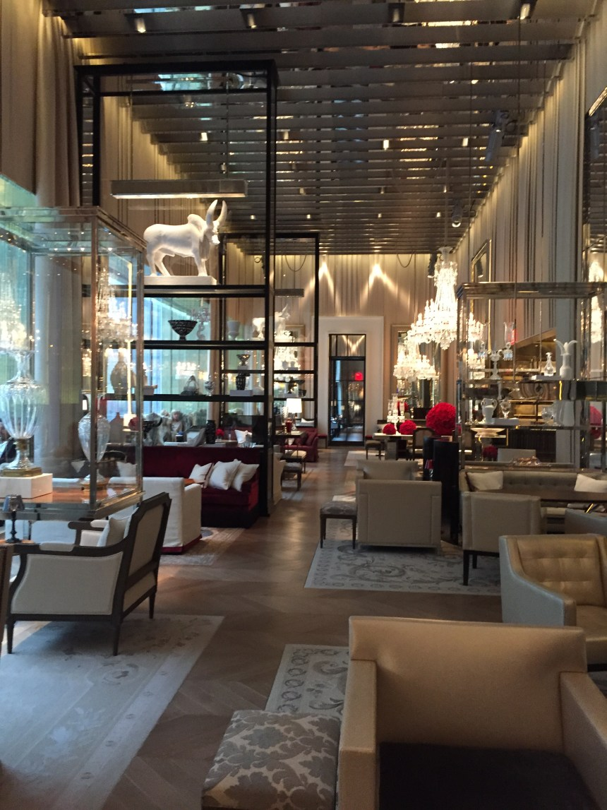 The Baccarat Hotel Opens In New York