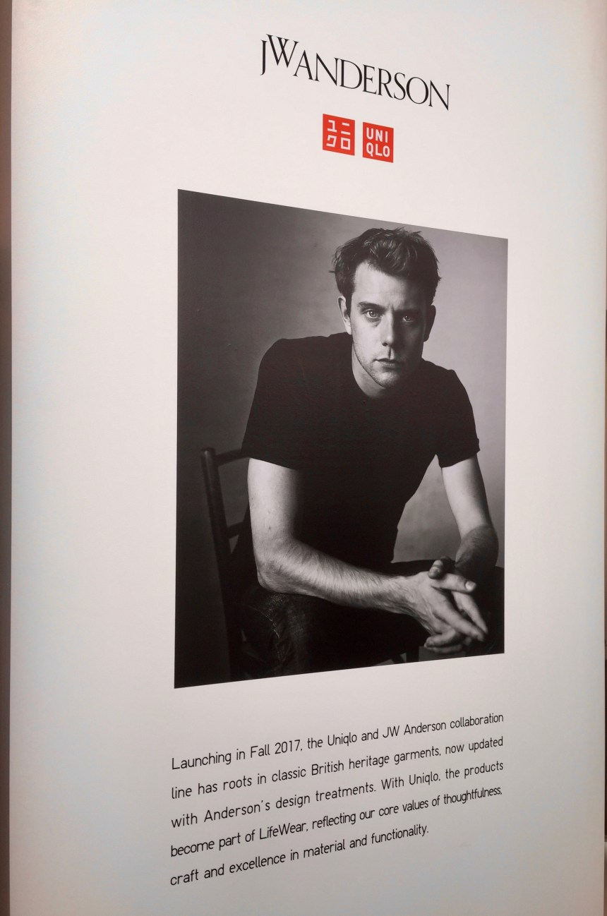 Uniqlo Brings Fashion Innovator JW Anderson into the Fold