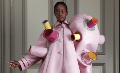 Viktor & Rolf's Ironic Couture Collection Is Just What We Need