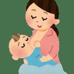 ママの楽な姿勢であげよう!授乳時の4つの姿勢