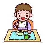 【離乳食後期の進め方】3回食が基本。おやつは必要ない!?