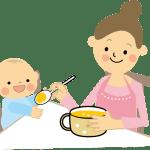 【初めての離乳食は小さじ1杯から】初期の離乳食のはじめ方と進め方
