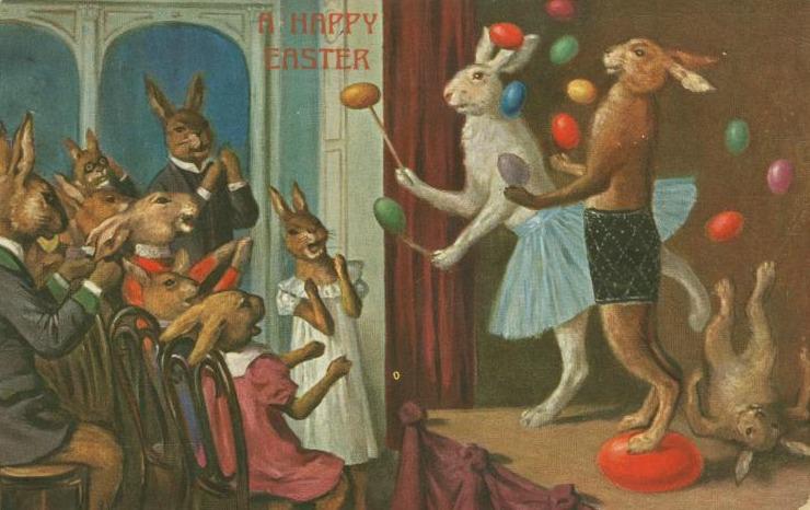 The Victorian Easter Bunny Author Mimi Matthews