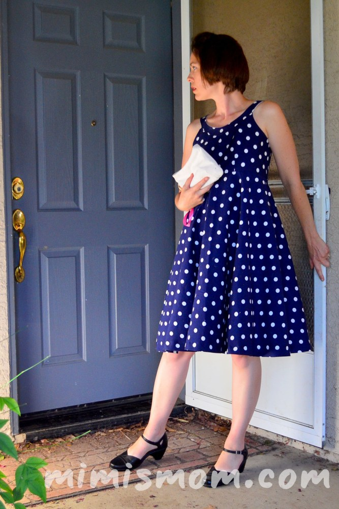 Lorelei Dress Blog Tour (4/6)