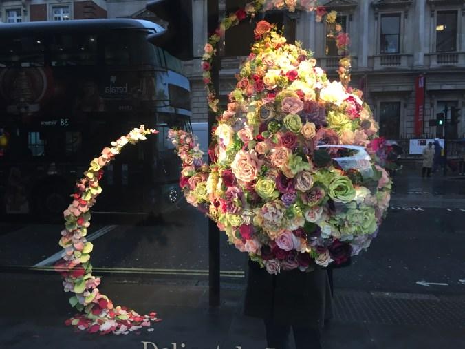 F&M flower teapot