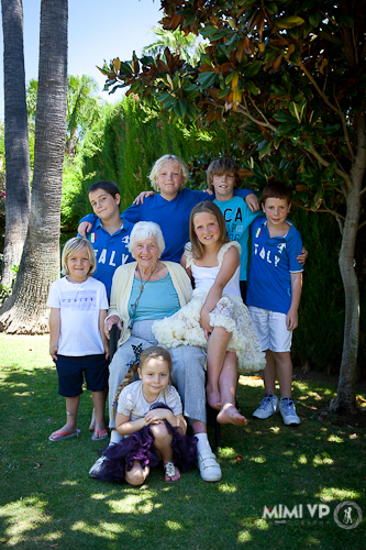 Granny's 88th Birthday 2014-12