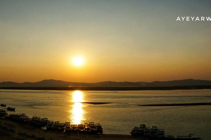 【緬甸自由行】三城一湖逐光追影之旅 04.伊洛瓦底江(Ayeyarwady) | 緬甸母親之河