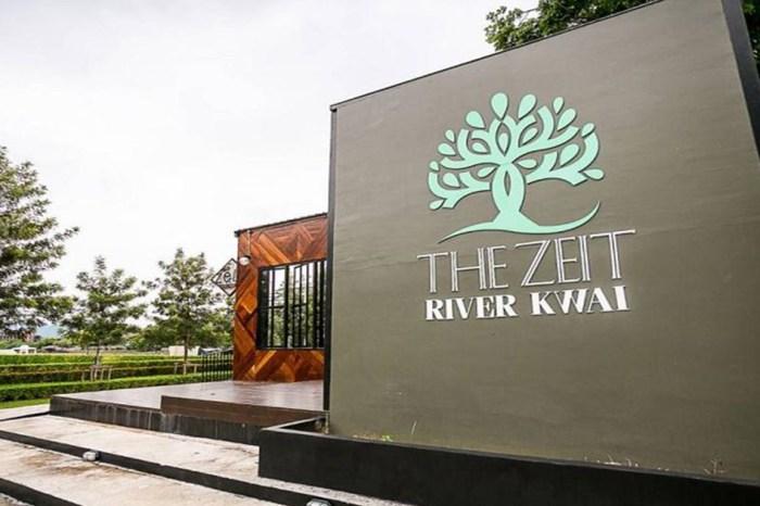 【泰國北碧自由行】〝Agoda精選〞桂河畔全河景小清新風格飯店 桂河澤特飯店(The Zeit River Kwai)⭐⭐⭐