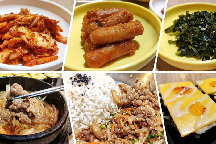 【板橋韓式料理】瑪妮年糕鍋 韓國人開的道地韓食堂,傳統小菜吃到飽,套餐附韓國飲料,想吃的韓食料理全都有!