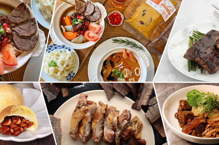 【懶人包】嚴選全台12家好評滿滿不買可惜的超強熟食調理包/冷凍即食包,星級料理&米其林美食在家吃!(持續更新)