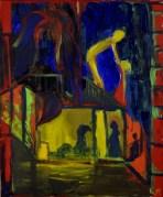 60x80cm Acrylic on canvas, SEK 9000,00