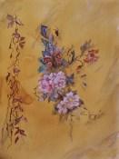 35x47cm Oil on paper, SEK 4500,00