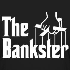 The-Bankster-Women-s-T-Shirts