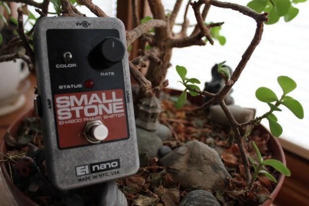 EHX Small Stone Nano
