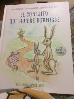 El conejito que quiere dormirse de Carl-Johan Forssén - Experiencia