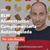 Reseña curso Escuela Bitacoras, BLW. Alimentación complementaria autorregulada - ¡Con sorteo!