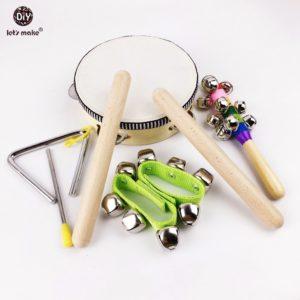 Instrumentos musicales madera