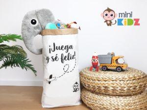 Saco regalo aniversario MiniKidz