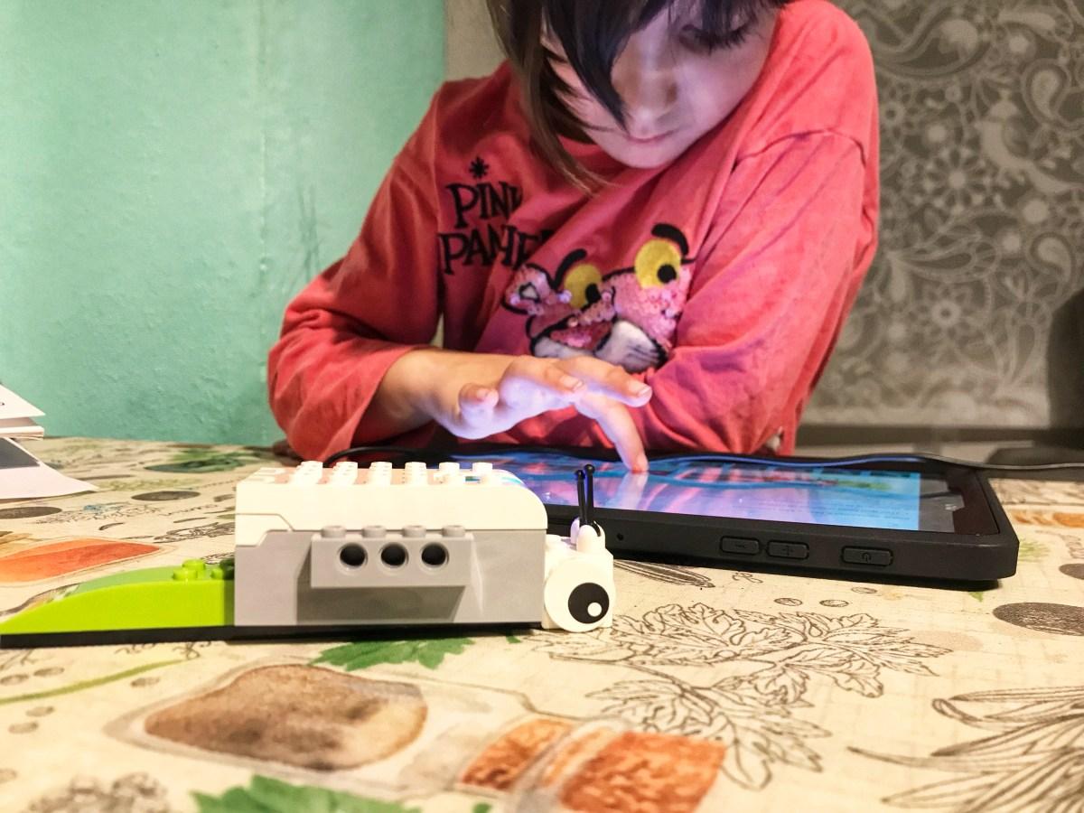 Robótica que beneficios tiene para los niños