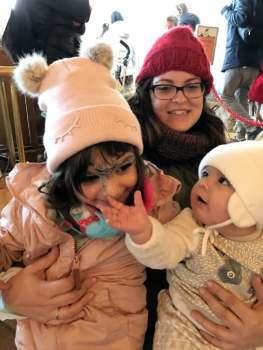Tita y sobrinas