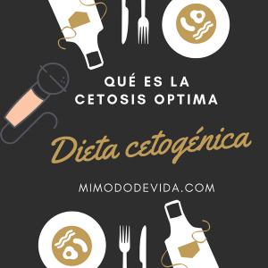 Que es la cetosis optima min - Cetosis