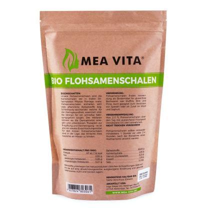 Cascara psyllium min - Fibra vegetal contra el estreñimiento